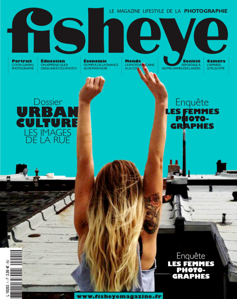 Couverture Fisheye Magazine #1