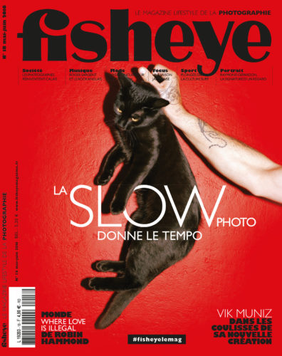 Couverture Fisheye Magazine #18
