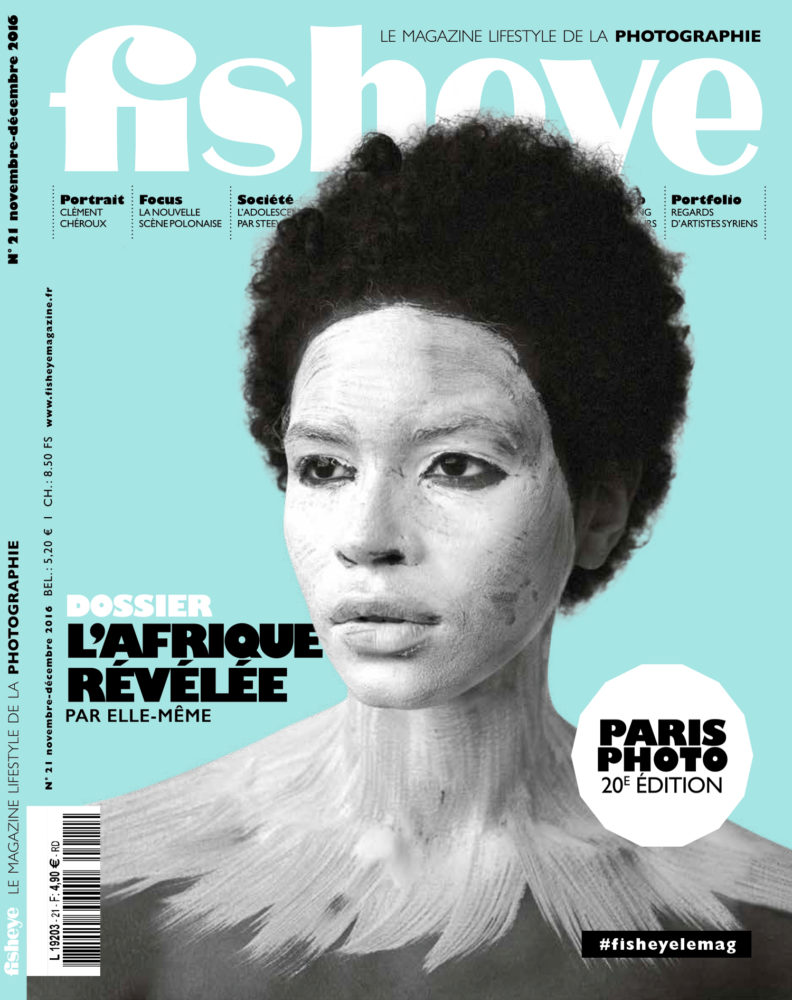 Couverture Fisheye Magazine #21