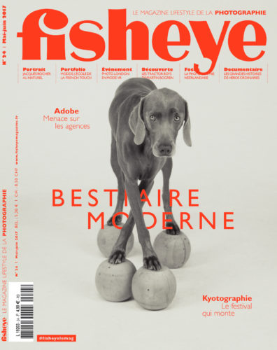 Couverture Fisheye Magazine #24