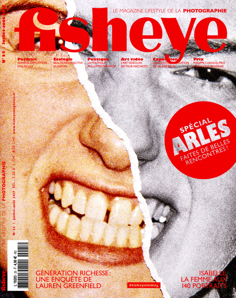 Couverture Fisheye Magazine #25