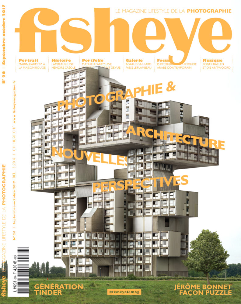Couverture Fisheye Magazine #26