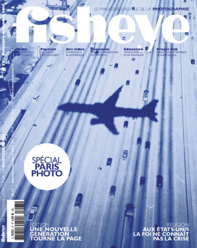 Couverture Fisheye Magazine #27